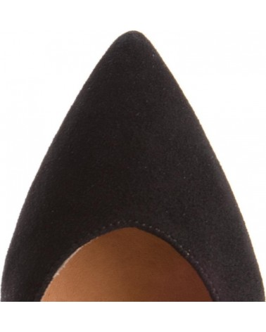 CAPRICE 9-22412-21 004 BLACK SUEDE
