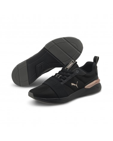 PUMA ROSE PLUS 374897-01 BLACK